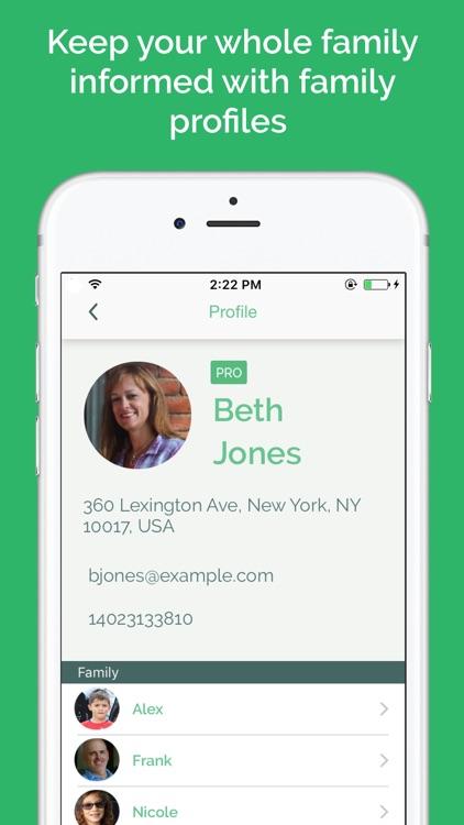 GoKid Carpool Organizer screenshot-5