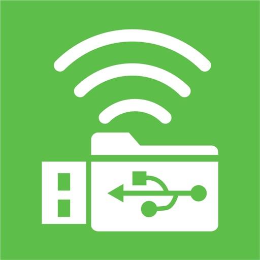 USB Transfer Files Over WiFi