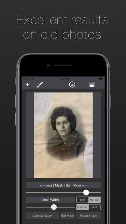 Damaged Photo Restore & Repair screenshot-7