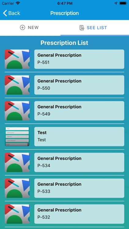 My Health Record BD screenshot-3