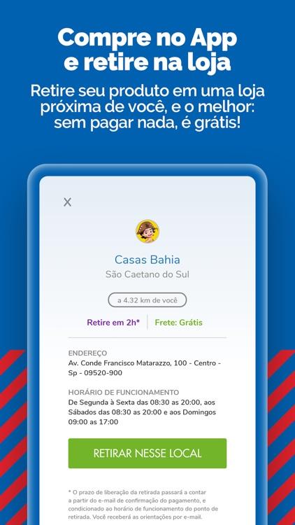 Casas Bahia screenshot-6