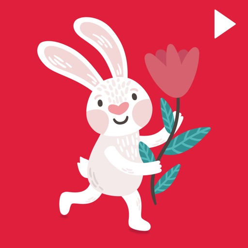 Animated Rabbit Bunny