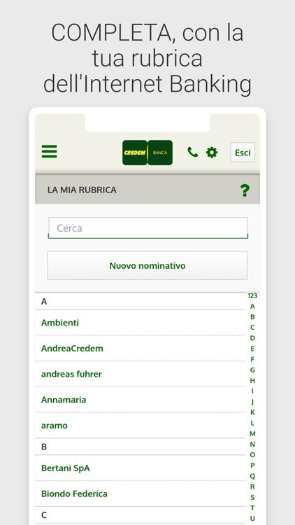 Credem Banca per privati screenshot-7