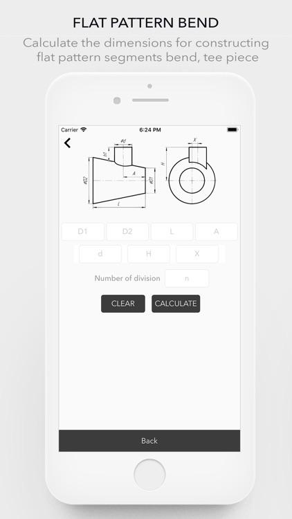 Flat Pattern Bend screenshot-4