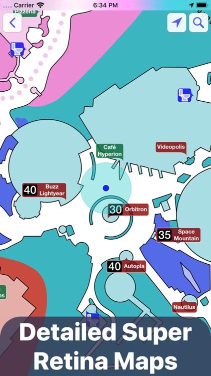 Magic Guide: Disneyland Paris by VersaEdge , LLC on disney world map app, disneyland street map, six flags map app,
