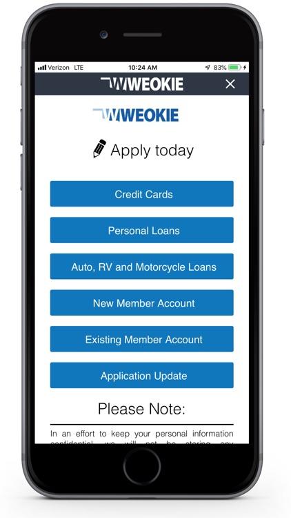 WEOKIE Mobile screenshot-5