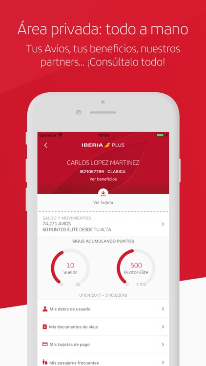 Iberia screenshot-4