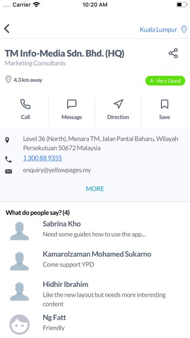 点击获取The New Yellow Pages Malaysia