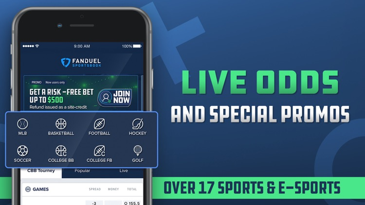 FanDuel Sportsbook & Casino screenshot-1