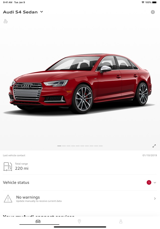 myAudi on the App Store