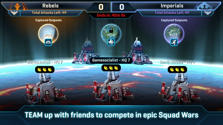 Star Wars™: Commander screenshot-0