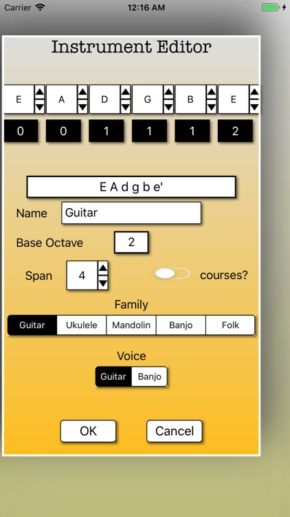 Chord Calculus screenshot-7