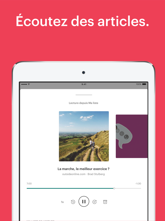Pocket: Save Stories for Later iPad