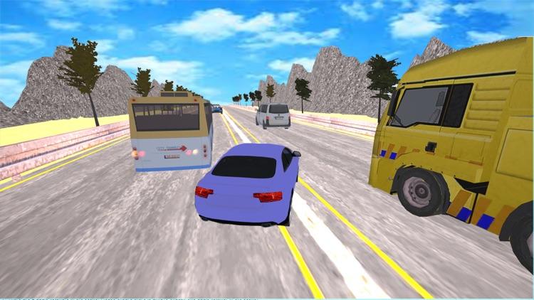 Speedy Car Racer screenshot-3