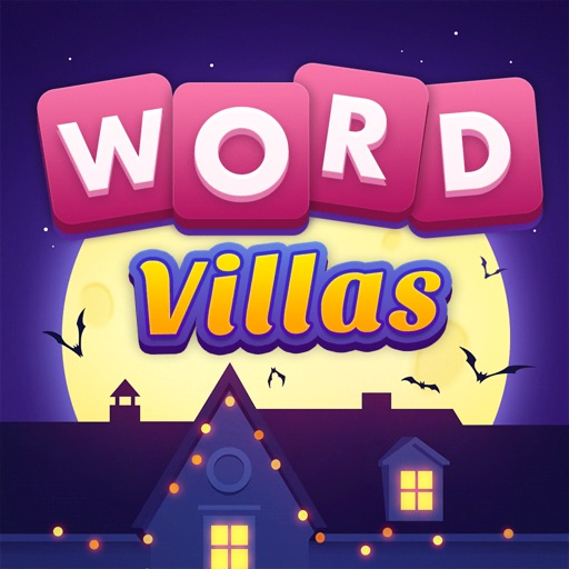 Word Villas -  Puzzle & Story app logo