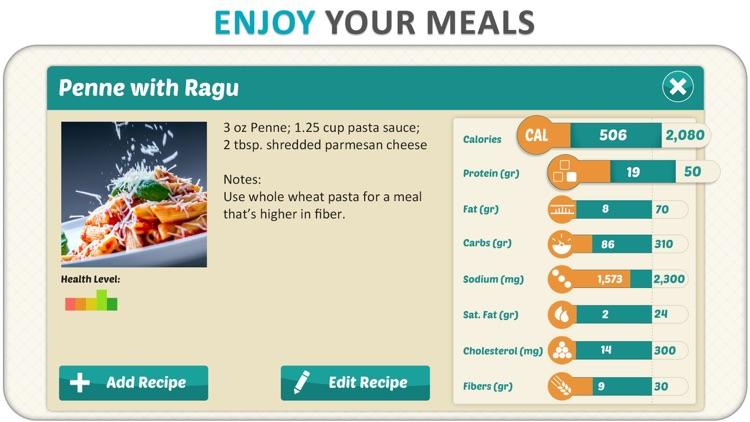 DietWiz: Weekly Meal Planner screenshot-4