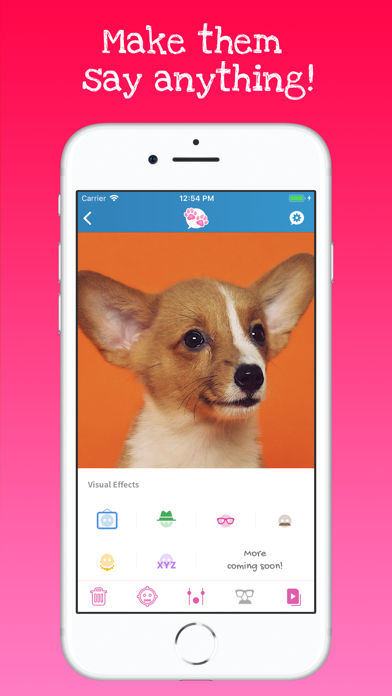 My Talking Pet Screenshot