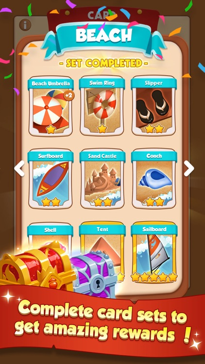 Coin Beach - Slots Master screenshot-3
