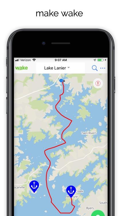 Wake [Lakes]