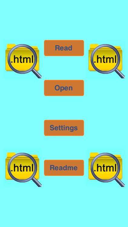 HTML Reader screenshot-3