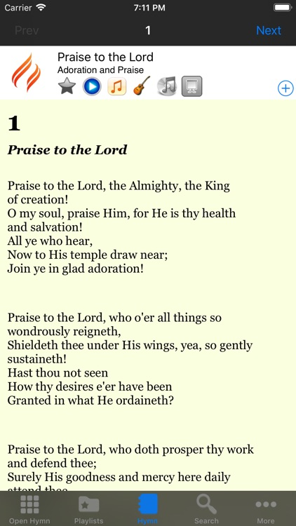 The Advent Hymnal