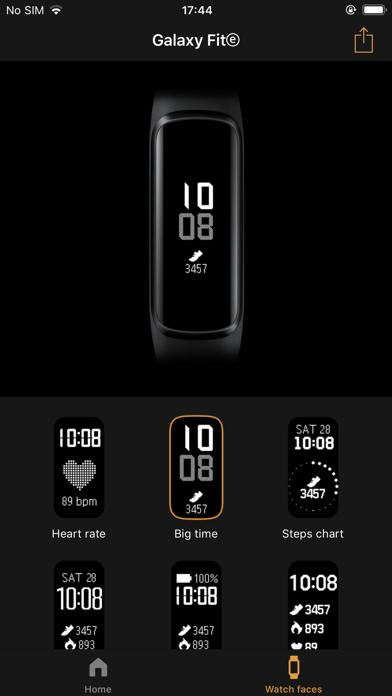 Samsung Galaxy Fit (Gear Fit) for Windows