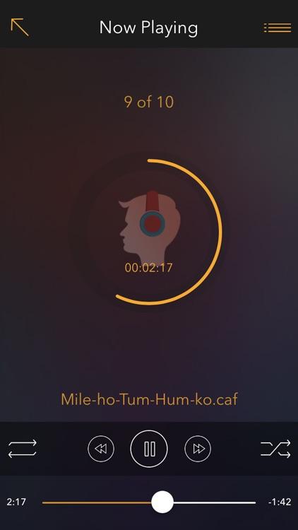 Handy Audio Editor screenshot-5