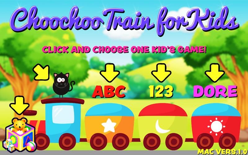 Choo Choo Train For Kids screenshot 5