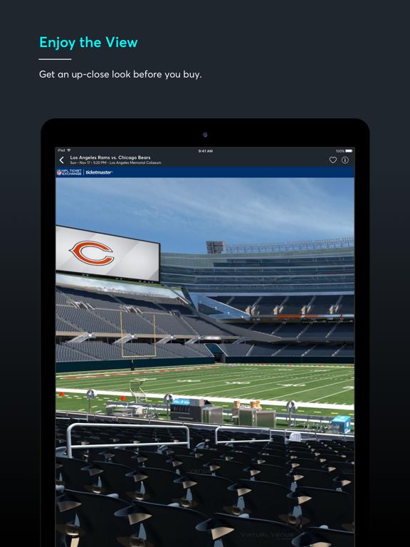 iPad Image of Ticketmaster-Buy, Sell Tickets