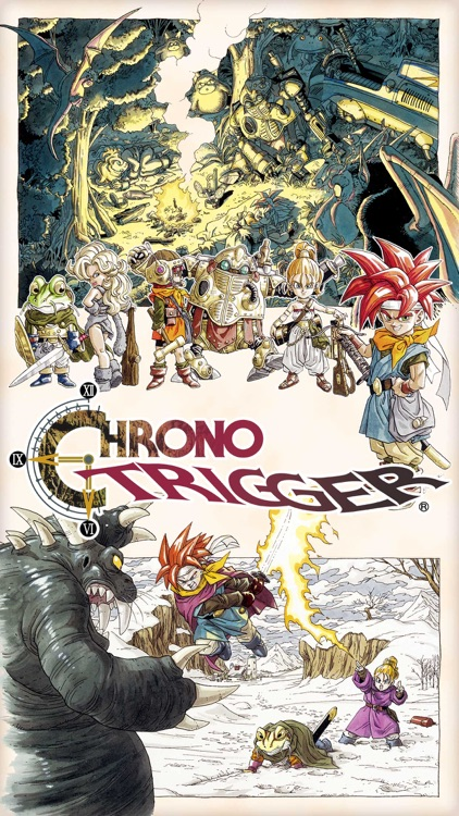 CHRONO TRIGGER (Upgrade Ver.) screenshot-0