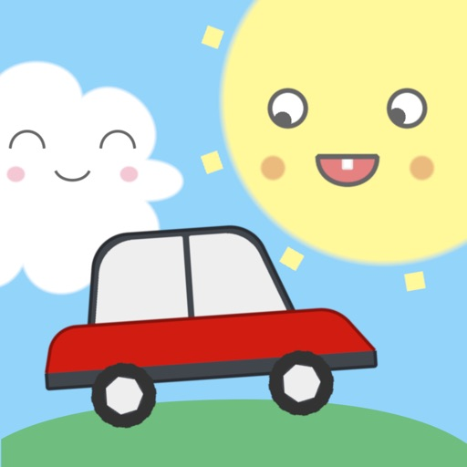 Ellou - Toddler car game ! icon