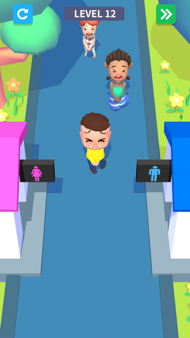 Toilet Games 3D screenshot 4