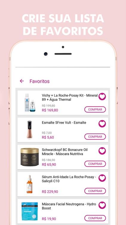Época Cosméticos e Perfumes screenshot-5