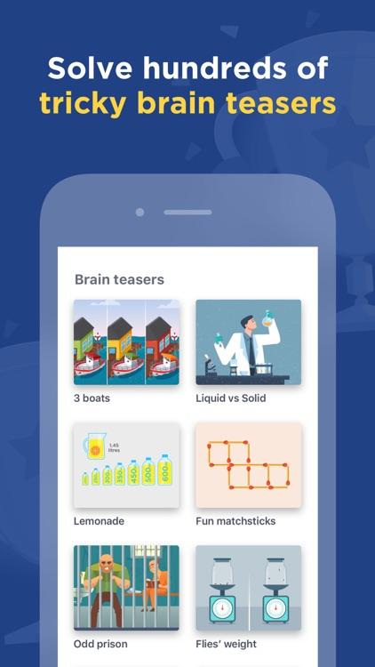 Impulse: Brain Games & Puzzles screenshot-4