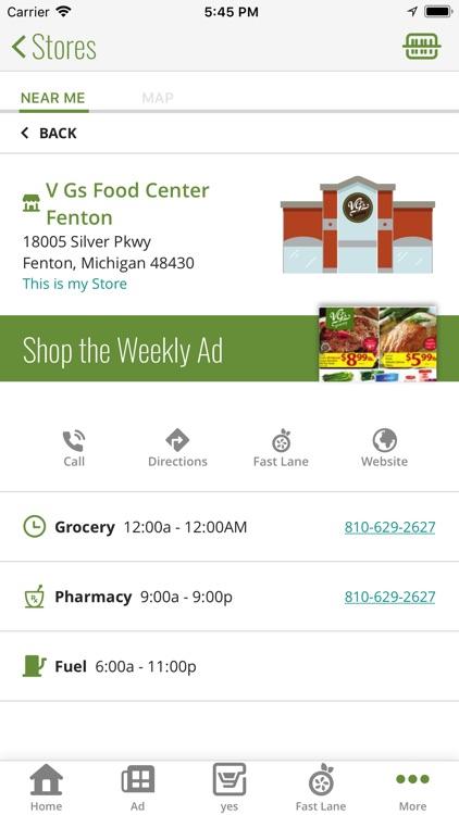 VG's Grocery screenshot-4