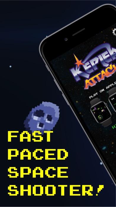 Kepler Attack Screenshot 1