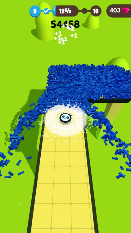 Leaf Blower 3D screenshot-2
