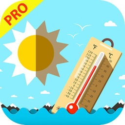 Ultra Accurate Thermometer Pro