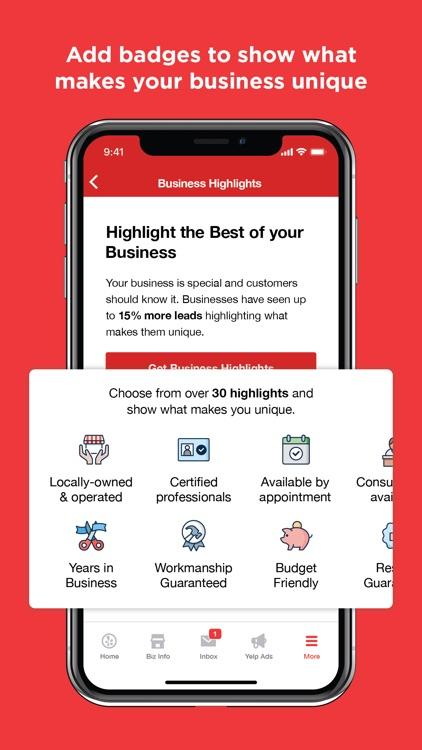 Yelp for Business Owners screenshot-6