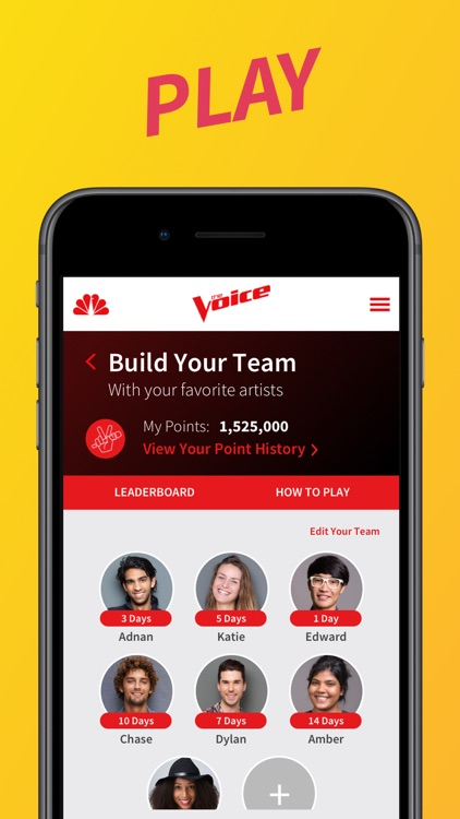 The Voice Official App on NBC screenshot-3