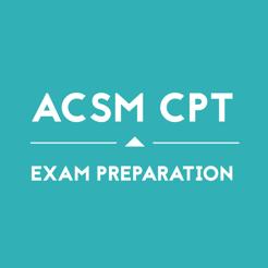 ACSM CPT Exam preparation
