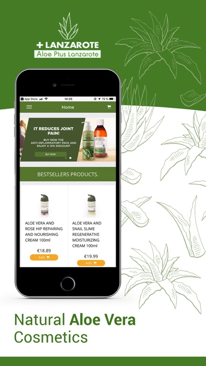 AloePlus - Aloe Vera Products screenshot-0