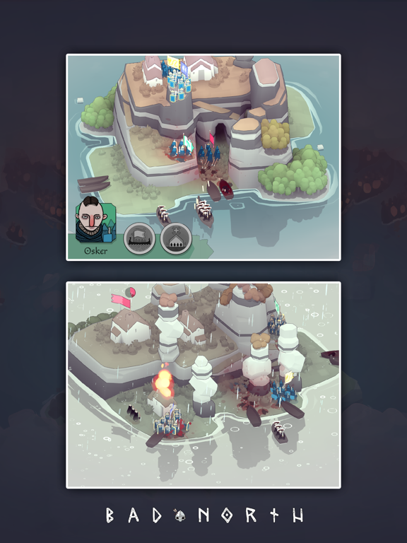 Bad North: Jotunn Edition screenshot 6