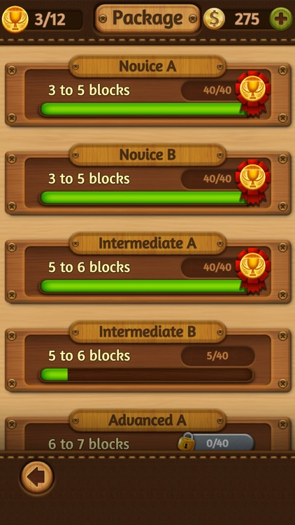 Block Puzzle: Wood Collection screenshot-5