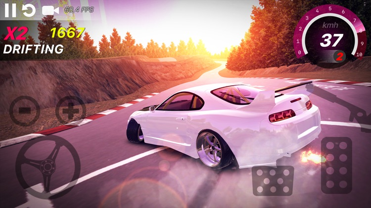 Hashiriya Drifter screenshot-4