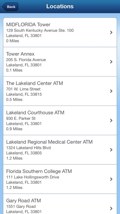 MIDFLORIDA Mobile Branch screenshot-4
