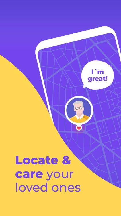 Family Locator GPS - Safe365 screenshot-0