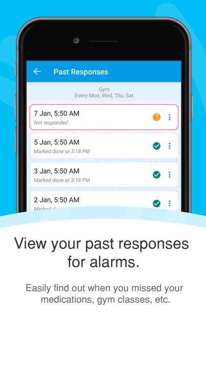 Galarm - Alarms and Reminders screenshot-4