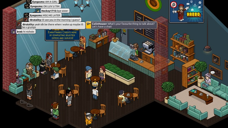 Habbo - Virtual World screenshot-7
