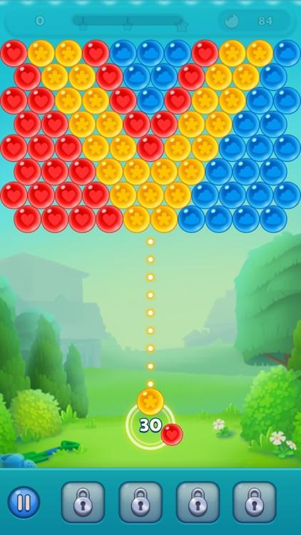 Happy Bubble: Shoot n Pop screenshot-0